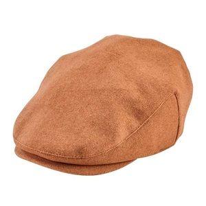 Wool Newsboy Hat